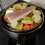 recette et quantités pour votre purée cabillaud et légumes