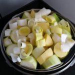 Une recette de pyrée de légumes pour la diversification alimentaire