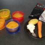Purée de légumes et boeuf : recette pour diversification de bébé