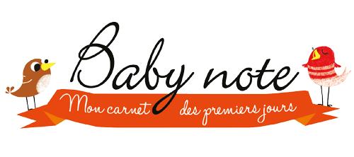 Logo Babynote - Mon carnet des premiers jours