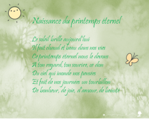 Des Poèmes Pour La Naissance Dun Enfant Baby Note