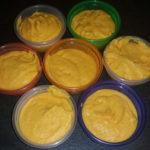 Recette purée carottes poulet pour diversification alimentaire