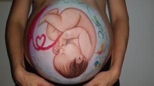 peinture sur corps   - Page 4 Maternity-2318134_1920-300x169
