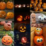 A l'occasion d'Halloween une sélection de citrouilles originales