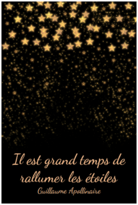 Citation Guillaume Apollinaire Baby Note