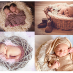 Des photos souvenir de la naissance de Bébé