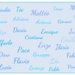 Des idées de prénoms italiens pour les garçons