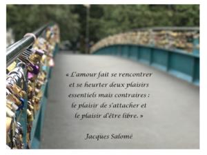 citations d'amour pour les couples de rencontres quand Julien et Jenna commencent à dater