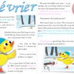 Une histoire courte illustrée et pour enfants à télécharger et imprimer gratuitement