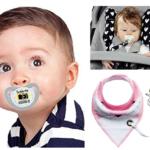 Une sélection de tétines originales pour bébé