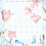 Un calendrier DIY à télécharger gratuitement