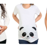 Des tee shirt de grossesse originaux et mignons