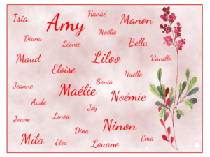 Je cherche un prenom pour ma fille