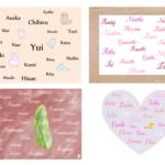 Aide pour choisir un prénom pour filles