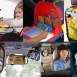 Des accessoires utiles pour un voyage serein en voiture avec bébé